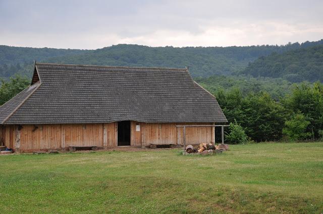 skansen archeologiczny Königspfalz Tilleda