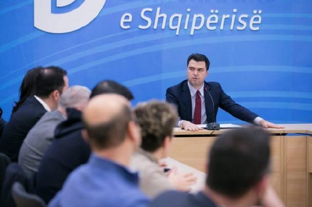 Democratic Party of Albania ready for snap elections, Lulzim Basha urges