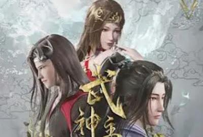 Wu Shen Zhu Zai Episódio 9