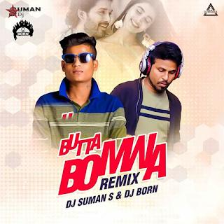 BUTTA BOMMA (REMIX) - DJ SUMAN X DJ BORN