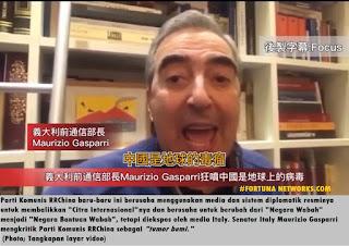 """<img src=""""FORTUNA NETWORKS.COM.jpg"""" alt=""""China Antar Bantuan ke Italy Adalah """"Commercial Transaction""""- Mantan Menteri Komunikasi Italy"""">"""