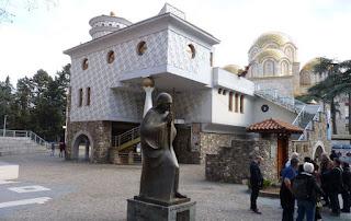 Memorial House de la Madre Teresa de Calcuta.