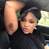 Actress Mercy Aigbe Injured On Set While filming Movie '77 Bullets' (Photo)
