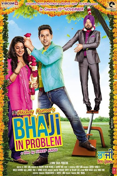 Bha Ji in Problem (2013) Full Movie Punjabi 720p HDRip ESubs Download