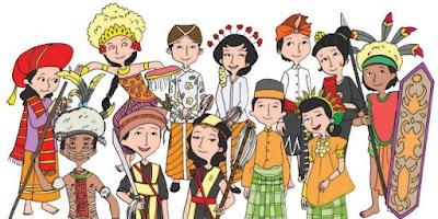 Identitas Budaya di 34 Provinsi di Indonesia