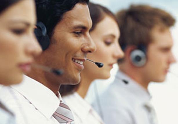 وظائف خالية- للعمل كول سنتر لدى شركة أمريكية بمرتب اساسى 500 دينار