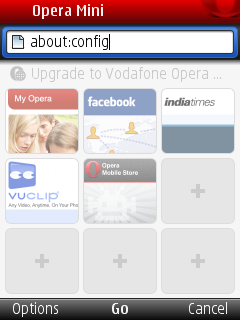 Read Tamil webpages on mobile phone using Opera Mini | Tech Collections