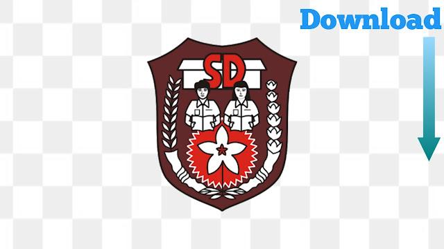Download Logo SD Sekolah Dasar PNG HD