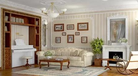 interior english style