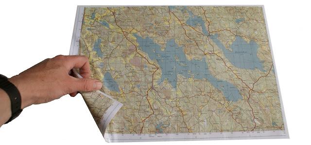 Fixa kartor till äventyret!