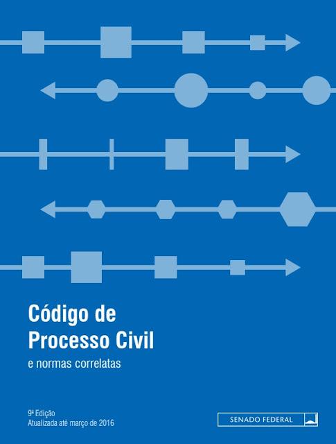 Código de Processo Civil e Normas Correlatas
