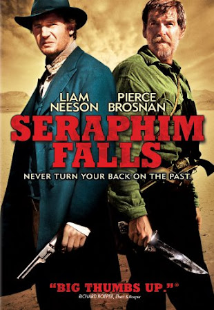 Poster Of Seraphim Falls 2006 In Hindi Bluray 720P Free Download