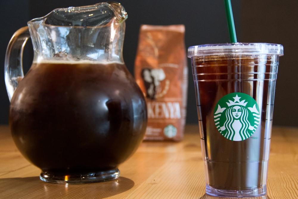 News: Starbucks Testing Cold-Brewed Coffee   Brand Eating