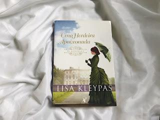 Uma Herdeira Apaixonada- Lisa Kleypas