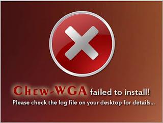 lỗi không crack được windows 7