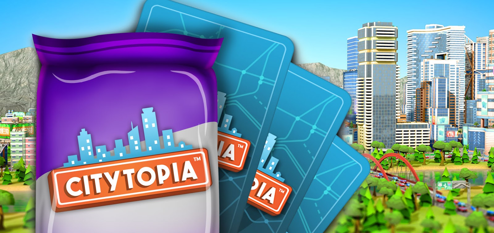 The Edge: Atari® Re-Releases Citytopia™ on iPhone, iPad and iPod touch and Now Available on Android Devices