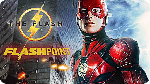 The Flash Movie - The Flash: Flashpoint (2020)