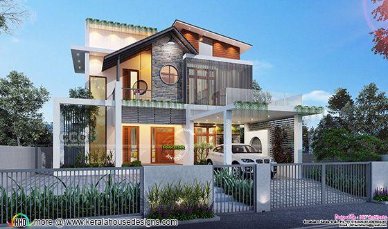 Beautiful contempoary house $84K