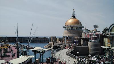1 hari di tokyo disney sea resort