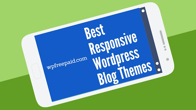 Best Responsive Wordpress Blog Themes