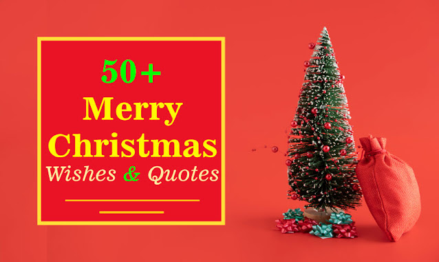 50 Merry Christmas Wishes and Quotes for You