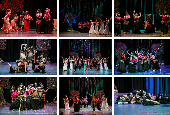 show belly dance danza oriental teatro santo domingo republica dominicana festival