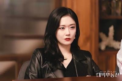 Jang Nara drama Daebakbudongsan