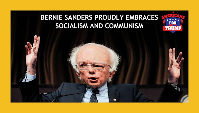Memes: Bernie Sanders proudly embraces socialism and communism