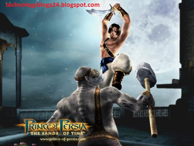 Download Pc Games Prince Of Persia The Sands Of Time Highly