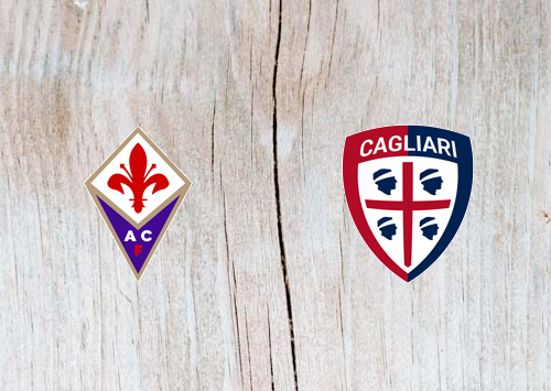 Fiorentina vs Cagliari -  Highlights 21 October 2018