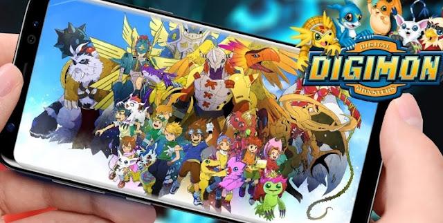 Game Digimon Terbaik di Tahun 2020 Untuk Androidmu