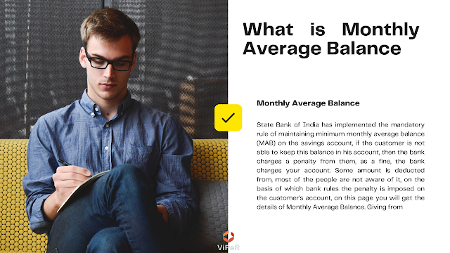 What is Monthly Average Balance