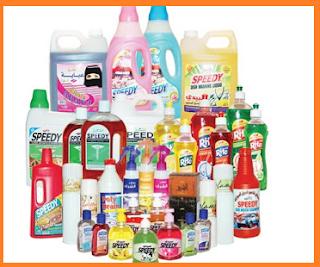 Detergent & Laundry Store in Saudi Arabia