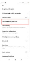 how to deactivate call forwarding