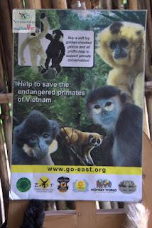 Dao Tiên - Réserve pour la Protection des Primates