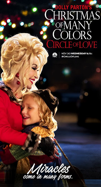 Dolly Parton's A Christmas of Many Colors Circle of Love Christmas Movie Review