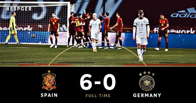 Pelatih Joachim Loew Tidak Dipecat Meski Timnas Jerman Digilas Spanyol 6-0