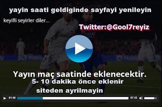 Salzburg - Real Madrid maçını canlı ucretsiz izle