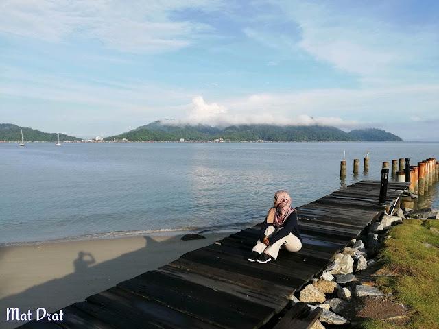 Jetty Marina Island Pangkor