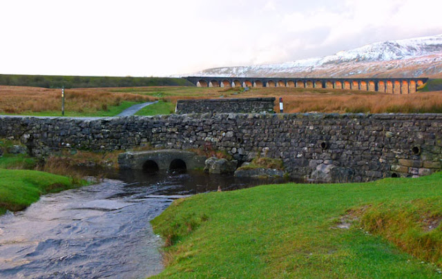 Batty Wife Hole, Ribblehead.