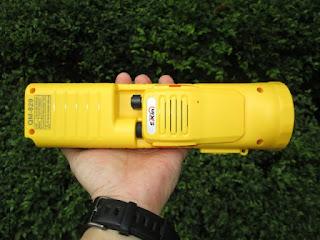 Soxin QM829 Walkie Talkie Emergency Lamp Senter FM Radio