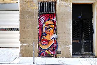 Sunday Street Art : Jahal - rue Quincampoix - Paris 3