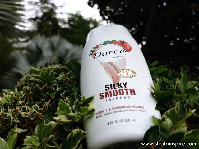 Rambut Licin Bagai Sutera Dengan Syampu Darce