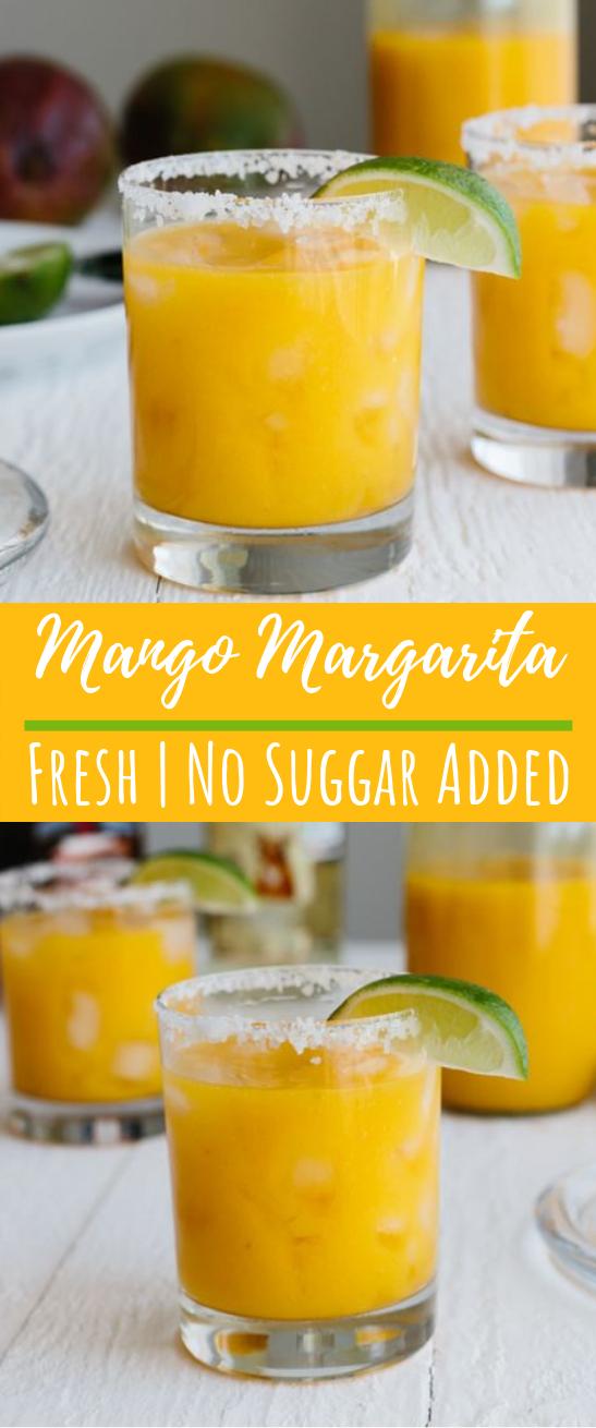 Mango Margarita #fresh #drinks