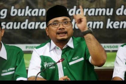 Endus Upaya Terselubung Eks PKI di RUU HIP, GP Ansor: Sejarah Tidak Boleh Terulang Ketiga Kalinya!