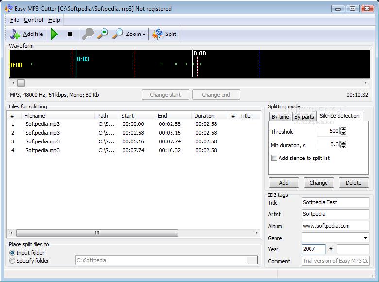 تحميل برنامج قص الاغانى mp3 الجديد