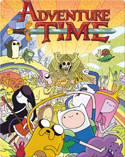 Adventure Time Volume 1 by Mike Holmes, Ryan North and Branden Lamb