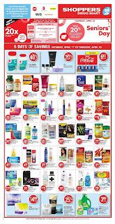 Shoppers Drug Mart Flyer valid August 7 - 13, 2021