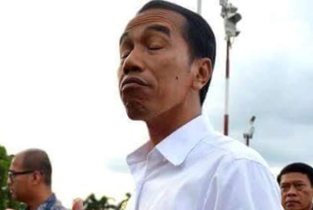 Jokowi: Kalau Saya Dicaci Maki di Negara Lain, Kamu Mau?
