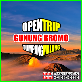 Open Trip Gunung Bromo 2021 Via Tumpang Malang 2H1M